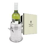 English Pewter Vogue wine cooler