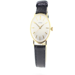 Pre owned Gents Eterna wrist watch 18ct yellow gold case