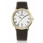 Michel Herbelin Gold Plated Sonates 38mm Watch