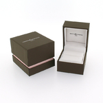 9ct White Gold Polished Wedding Ring