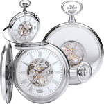 Royal London Double Opening Pocket Watch